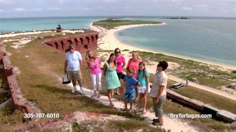 Key West Tours- Yankee Freedom Dry Tortugas Ferry - YouTube