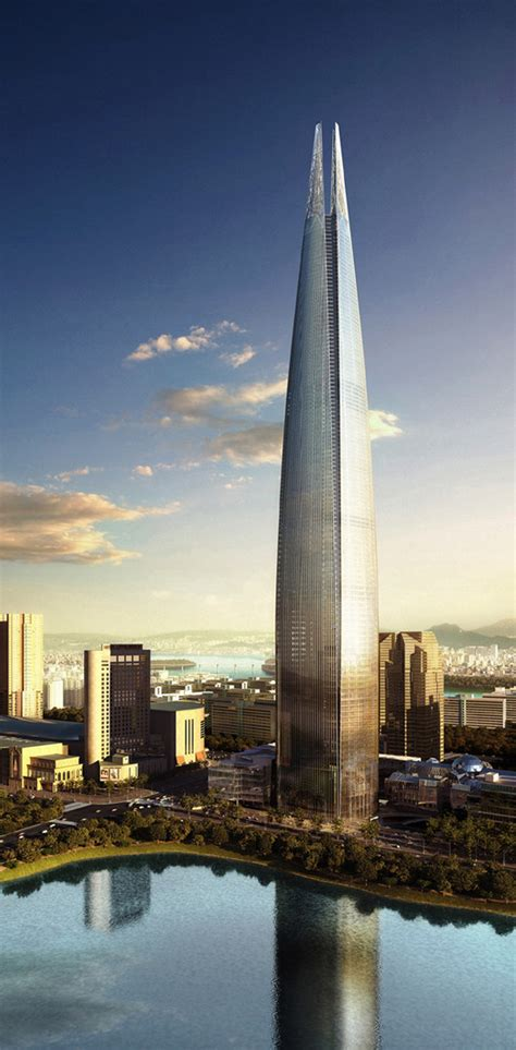 Lotte Super Tower / KPF | ArchDaily