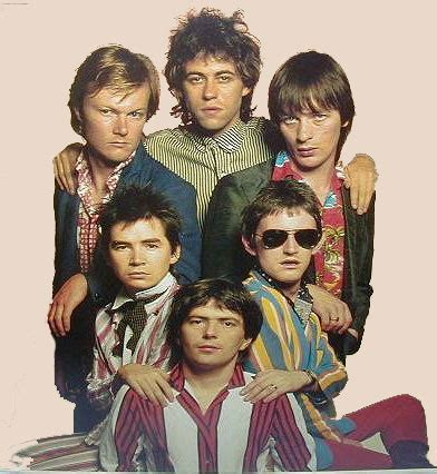 Boomtown Rats, lyrics and chords for easy guitar