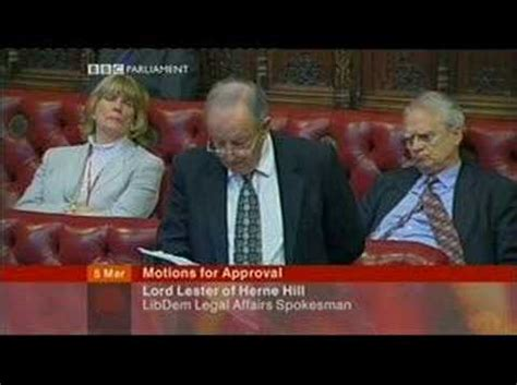 Sleeping in the House of Lords - YouTube