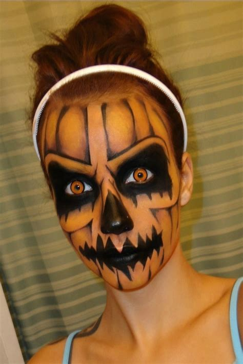 18 Makeup Ideas That Would Scare Stephen King, #3 Is Just