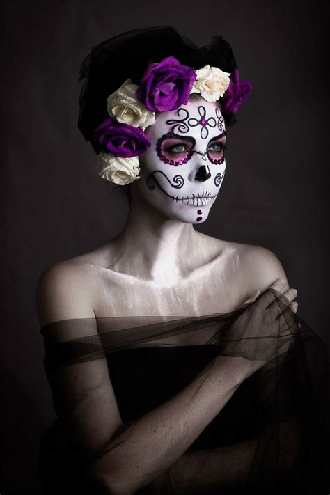 Catrina Halloween Makeup Ideas For 2016 – The WoW Style