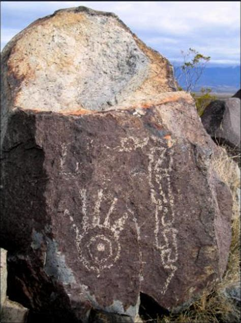 Ancient Petroglyphs, Pictographs, and Cave Drawings From