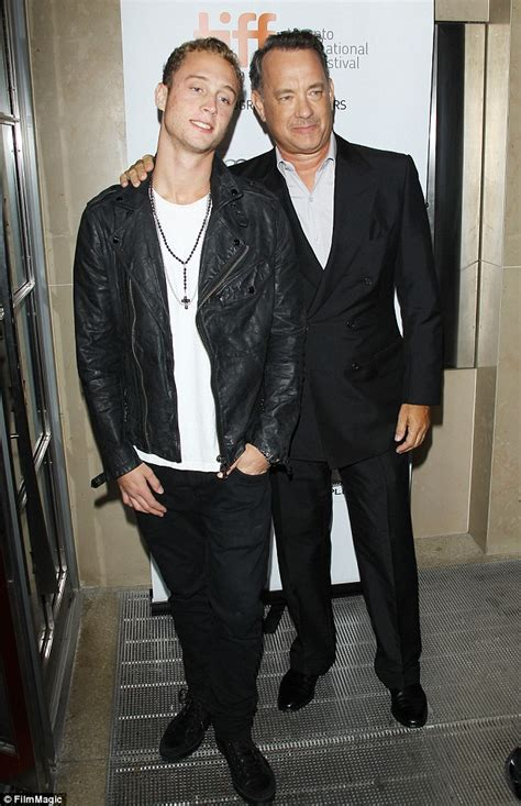 Tom Hanks' son Chet Haze says he has 'the right' to use