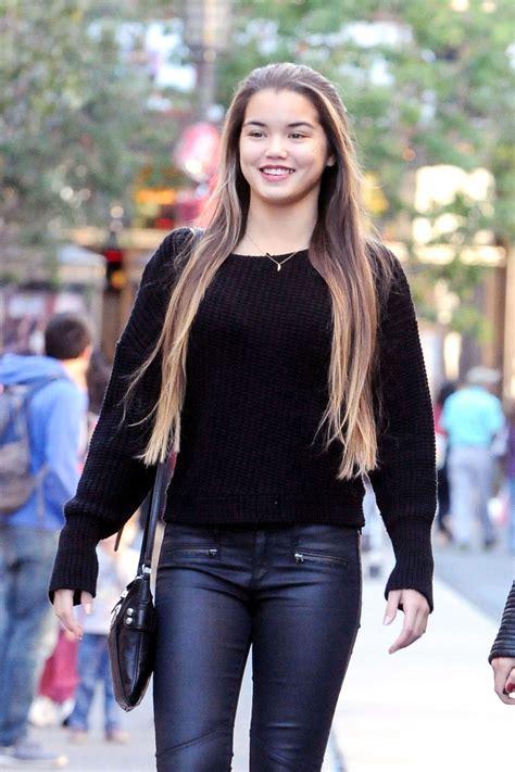 Amber Montana and Paris Berelc out in Glendale-02 | GotCeleb