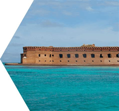 Key West Camping at the Dry Tortugas National Park