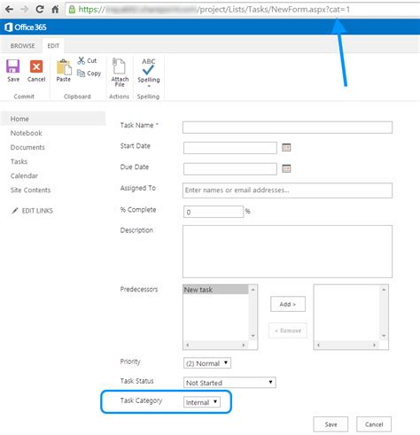 """Customize """"Add New Item"""" form in a Sharepoint 2013 List to"""