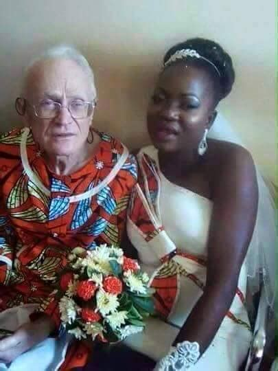 IS THIS LOVE? Two Young Kenyan Ladies Married to Very Old