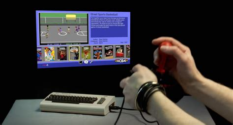 The new C64 Mini is a reboot of the Commodore 64 PC