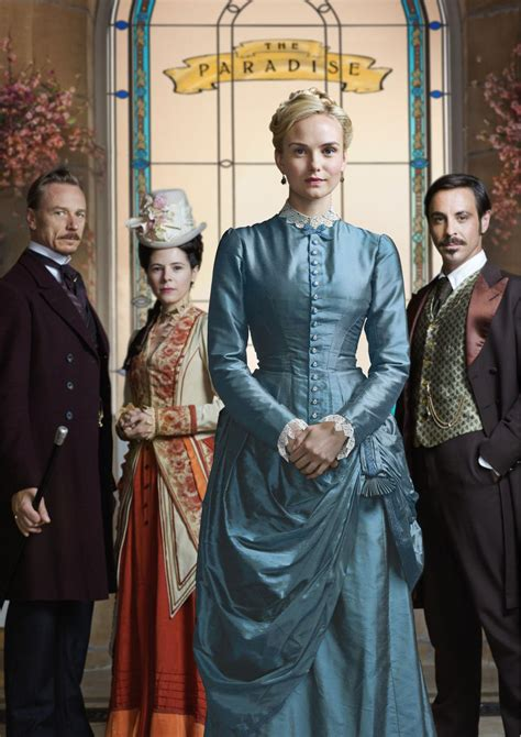 Joanna Vanderham: 'I didn't think The Paradise would be