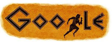 Google pays homage to Greece with logo