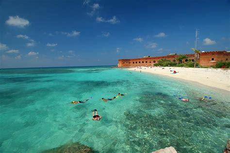 Dry Tortugas National Park Day Trip by Catamaran from Key