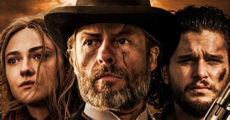The Movie Sleuth: Cinematic Releases: Brimstone (2017